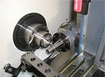 Special-purpose CNC machine  for screw driver manufacturing (with X. Y Z, C axes)